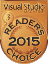 VSM 2015 reader's choice